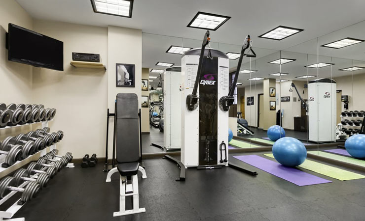 Gym Cleaning Superior Cleaning