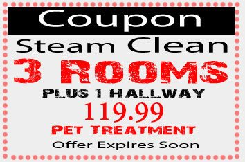 Carpet Cleaning Coupon Atlanta