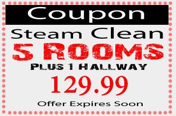 Atlanta carpet Cleaning Coupon